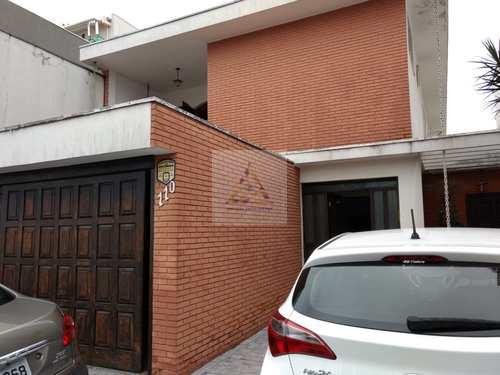 Casa Comercial, código 110 em Mogi das Cruzes, bairro Parque Monte Líbano