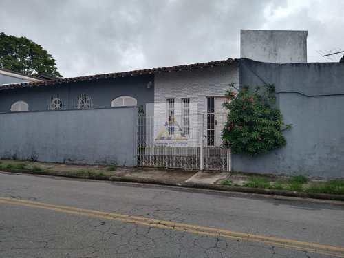 Casa, código 158 em Mogi das Cruzes, bairro Vila Suissa