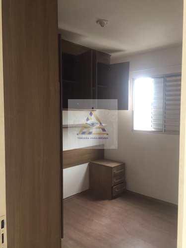 Apartamento, código 184 em Mogi das Cruzes, bairro Vila Nova Aparecida