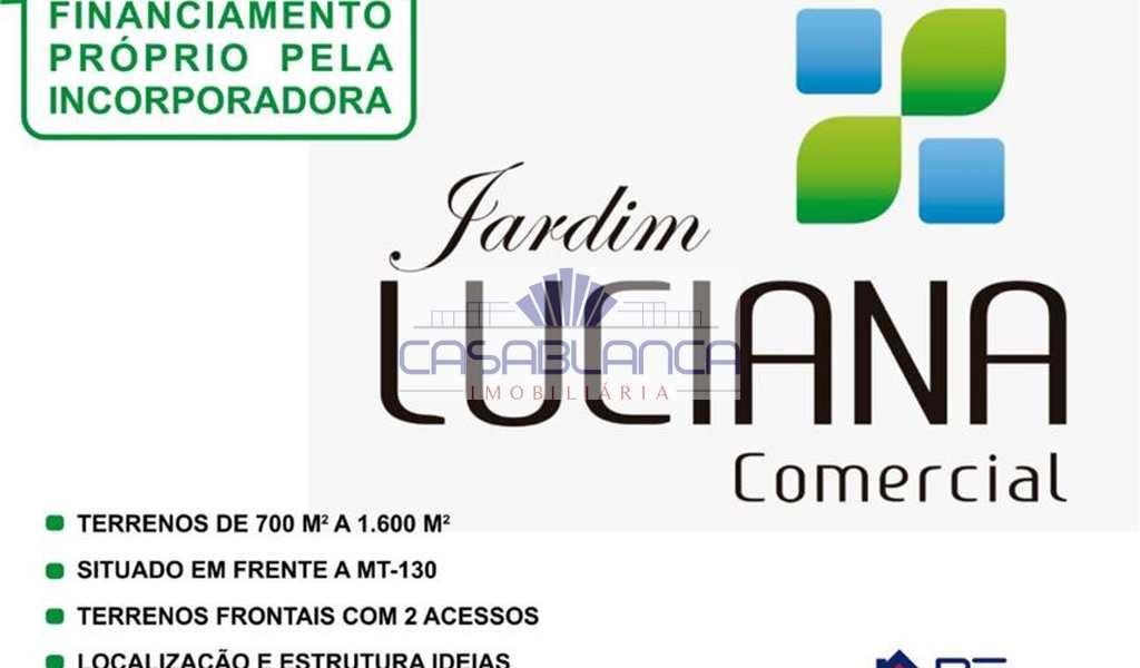 Empreendimento em Primavera do Leste, no bairro Jardim Luciana Comercial