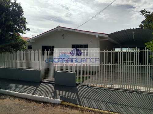 Casa, código 412 em Primavera do Leste, bairro Tuiuiu