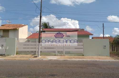 Casa, código 599 em Primavera do Leste, bairro Jardim Riva
