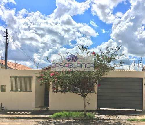Casa, código 955 em Primavera do Leste, bairro Residencial Guterres
