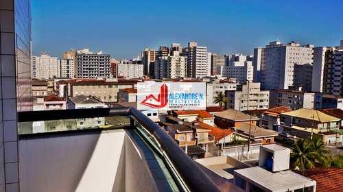 Apartamento, código AP00478 em Praia Grande, bairro Ocian