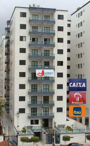 Apartamento, código AP00472 em Praia Grande, bairro Ocian