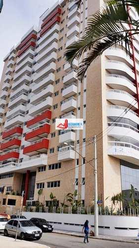 Apartamento, código AP00428 em Praia Grande, bairro Ocian