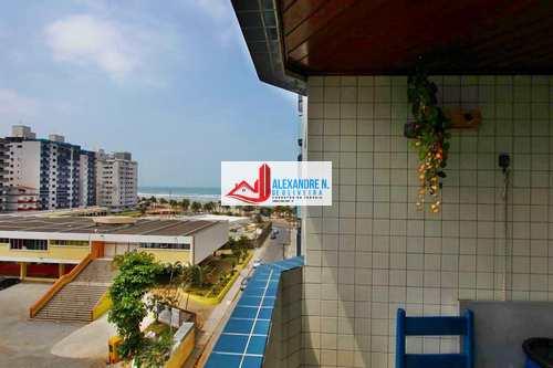 Apartamento, código AP00381 em Praia Grande, bairro Ocian
