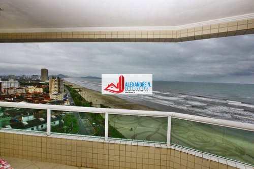 Apartamento, código AP00487 em Praia Grande, bairro Maracanã
