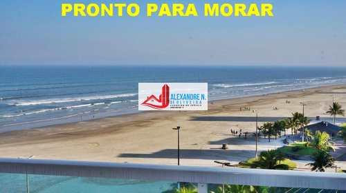 Apartamento, código AP00089 em Praia Grande, bairro Maracanã