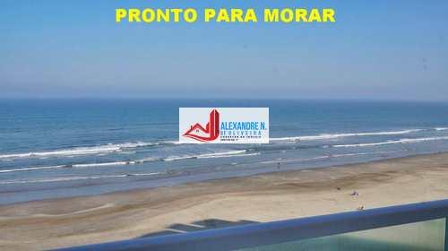 Apartamento, código AP00142 em Praia Grande, bairro Maracanã