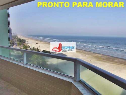 Apartamento, código AP00143 em Praia Grande, bairro Maracanã