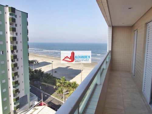 Apartamento, código AP00489 em Praia Grande, bairro Maracanã