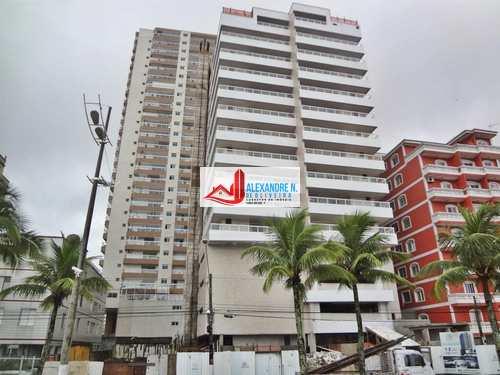Apartamento, código AP00407 em Praia Grande, bairro Aviação