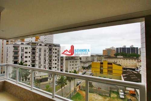 Apartamento, código AP00441 em Praia Grande, bairro Ocian