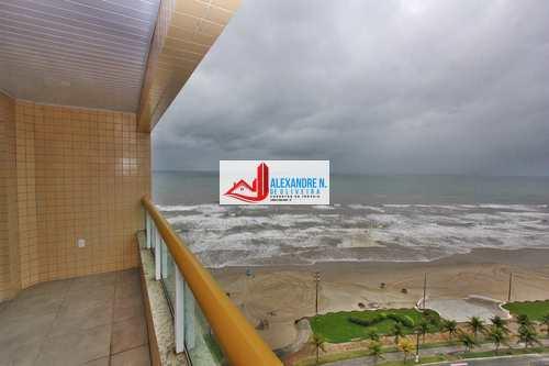 Apartamento, código AP00499 em Praia Grande, bairro Caiçara