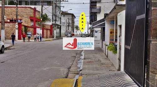 Apartamento, código AP00450 em Praia Grande, bairro Ocian