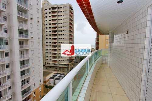 Apartamento, código AP00485 em Praia Grande, bairro Ocian