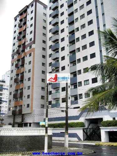 Apartamento, código AP00494 em Praia Grande, bairro Ocian