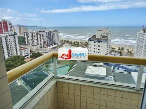 Apartamento, código AP00201 em Praia Grande, bairro Ocian