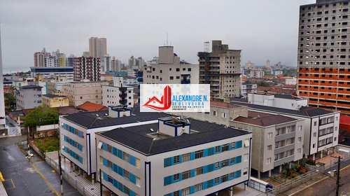 Apartamento, código AP00495 em Praia Grande, bairro Ocian