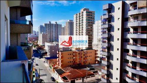 Apartamento, código AP00281 em Praia Grande, bairro Tupi