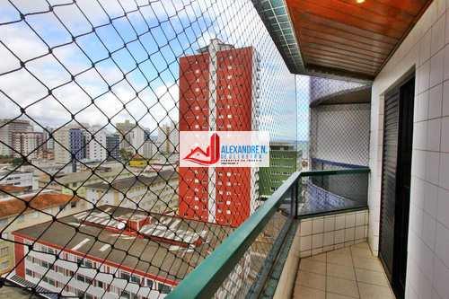 Apartamento, código AP00449 em Praia Grande, bairro Ocian