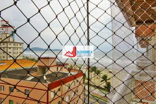 Apartamento, código AP00497 em Praia Grande, bairro Ocian
