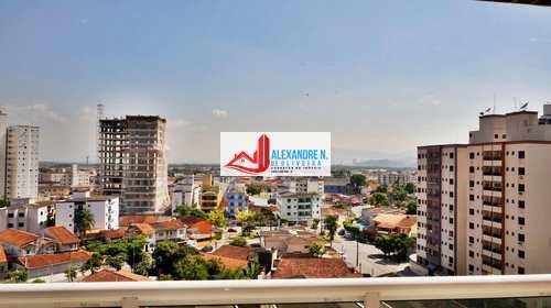 Apartamento, código AP00205 em Praia Grande, bairro Guilhermina