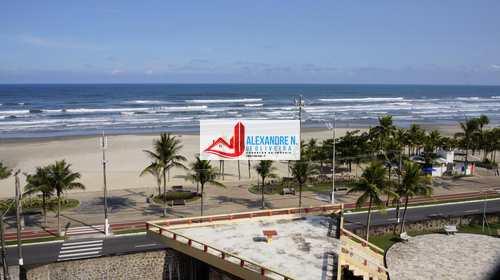 Apartamento, código AP00502 em Praia Grande, bairro Ocian