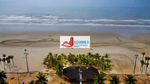 Apartamento, código AP00438 em Praia Grande, bairro Tupi