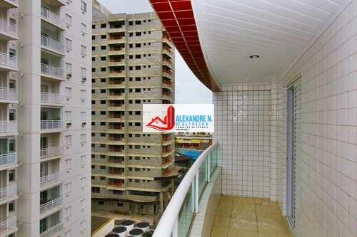 Apartamento, código AP00504 em Praia Grande, bairro Ocian