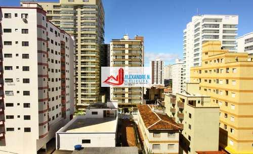 Apartamento, código AP00424 em Praia Grande, bairro Ocian