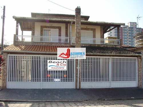 Sobrado, código SB00011 em Praia Grande, bairro Ocian