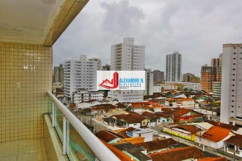 Apartamento, código AP00507 em Praia Grande, bairro Aviação