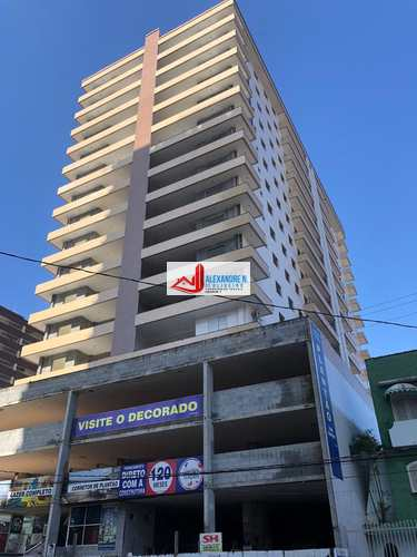 Apartamento, código AP00513 em Praia Grande, bairro Caiçara