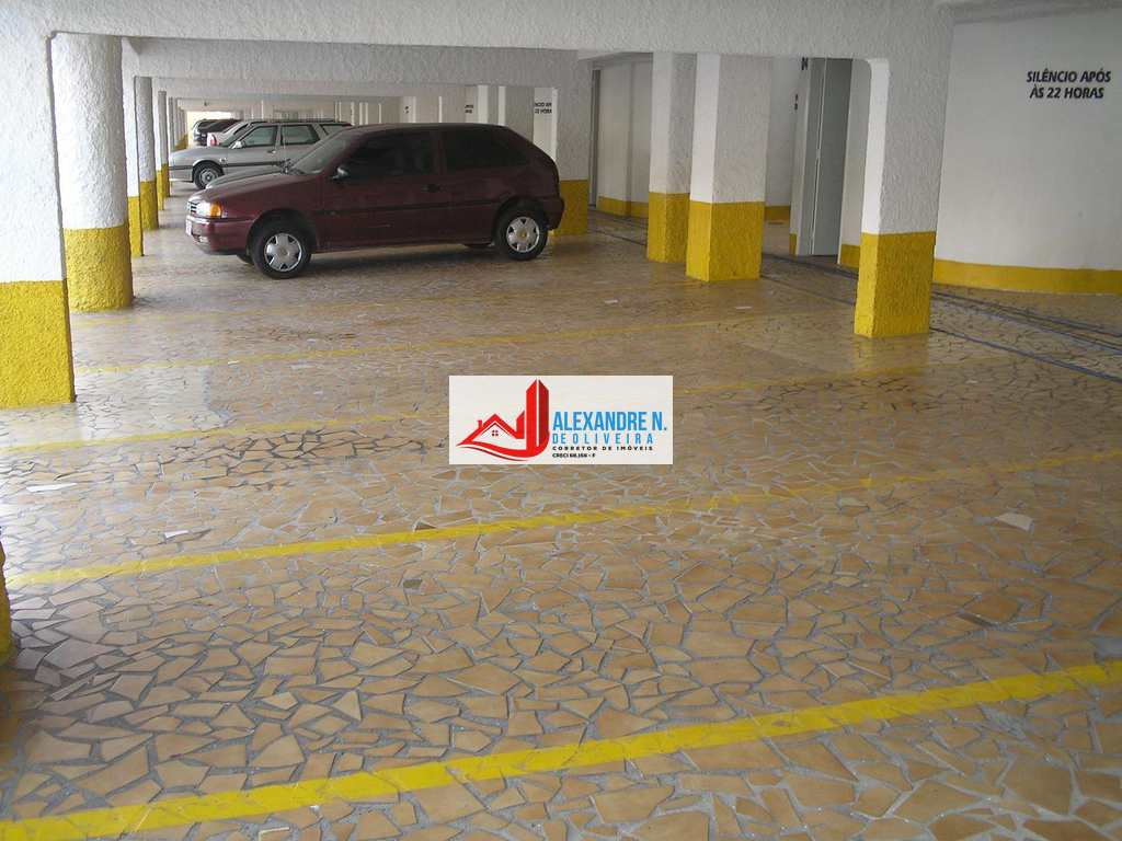 Kitnet em Praia Grande, no bairro Aviação