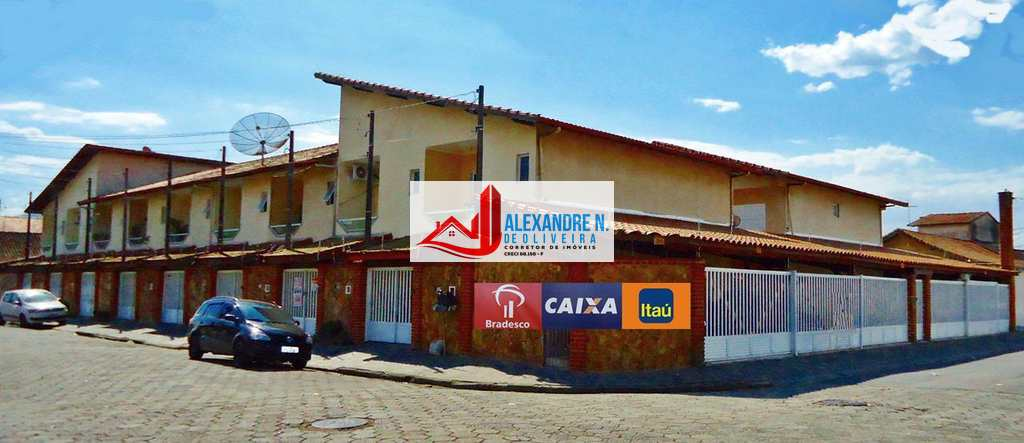 Sobrado de Condomínio em Praia Grande, no bairro Ocian