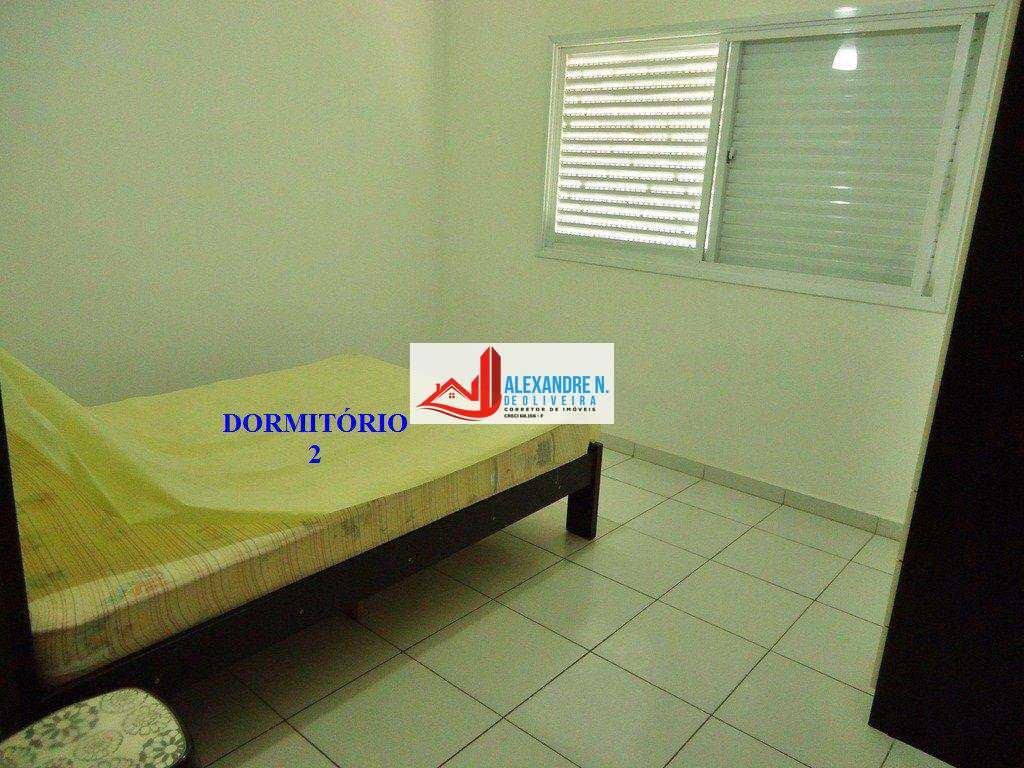 Sobrado de Condomínio em Praia Grande, bairro Ocian