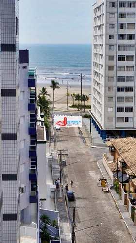Apartamento, código AP00446 em Praia Grande, bairro Ocian