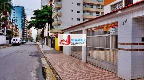 Apartamento, código AP00396 em Praia Grande, bairro Guilhermina