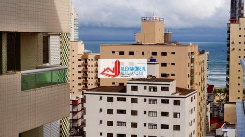 Apartamento, código AP00158 em Praia Grande, bairro Aviação