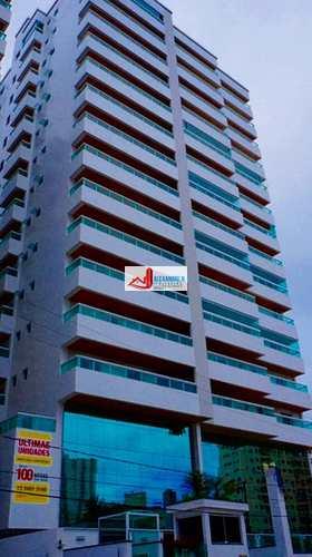 Apartamento, código AP00012 em Praia Grande, bairro Aviação