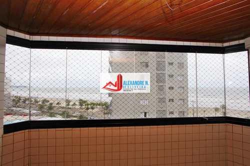 Apartamento, código AP00071 em Praia Grande, bairro Ocian