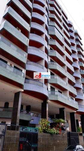 Apartamento, código AP00523 em Praia Grande, bairro Ocian