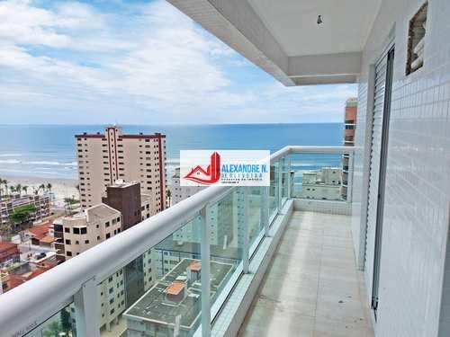 Apartamento, código AP00530 em Praia Grande, bairro Caiçara