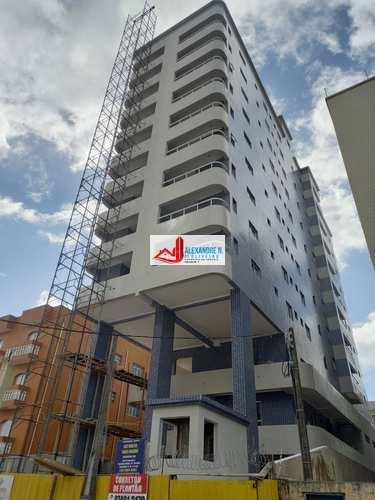 Apartamento, código AP00578 em Praia Grande, bairro Caiçara