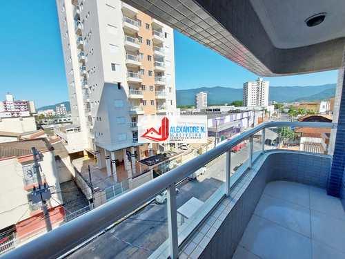 Apartamento, código AP00531 em Praia Grande, bairro Caiçara