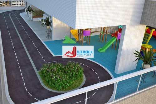 Apartamento, código AP00302 em Praia Grande, bairro Ocian