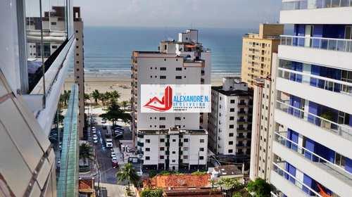 Apartamento, código AP00183 em Praia Grande, bairro Aviação