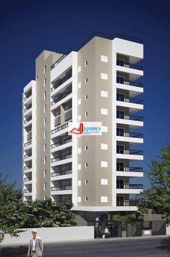 Apartamento, código AP00021 em Praia Grande, bairro Ocian